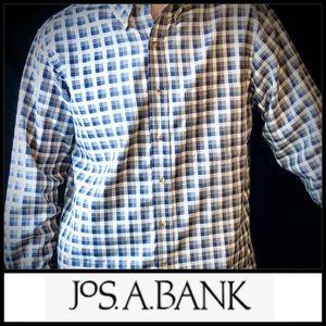 Jos. A. Bank Traveler's Collection Button Down